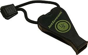 UST JetScream Floating Whistle, Black