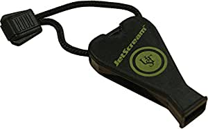 UST JetScream Floating Whistle with Powerful 122 dB Signal, Compact, Pea-Less Lightweight Design and Lanyard for Use in Emergency Situations and Outdoor Survival