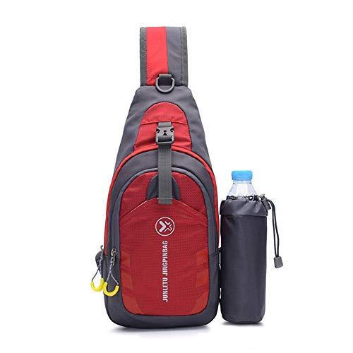 Red Gbukqmy219427 Bag Mangetal Top Orange One handle Size Men's orange qw4zT