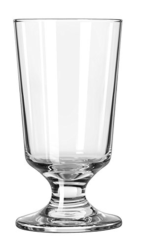 Libbey Glassware 3736 Embassy Footed Hi-Ball Glass, 8 oz. (Pack of 24) by Libbey
