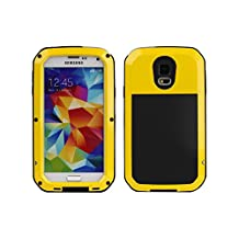 Samsung Galaxy S5 Case,FOME Waterproof Shockproof Dust/Dirt Proof Aluminum Metal Military Heavy Duty Protection Cover Case for Samsung Galaxy S5 +FOME GIFT
