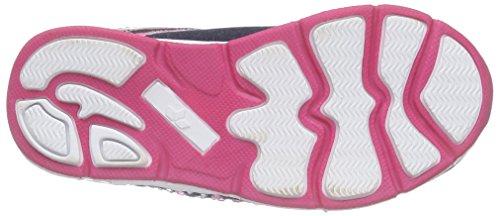 Lico Shine V Blinky - Zapatillas Unisex Niños Azul (Marine/pink)