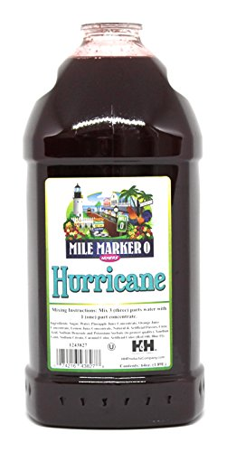 - Hurricane Mix - Mile Marker 0 - Passion Fruit Cocktail Mixer