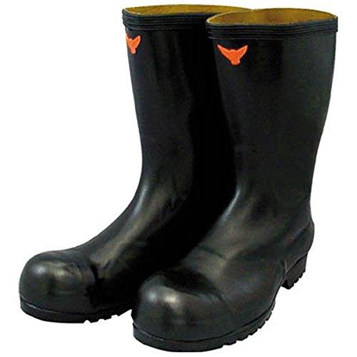 シバタ工業/SHIBATA 安全耐油長靴(黒)(3242366) SB021-29.0 [その他] B00HEHMAZK