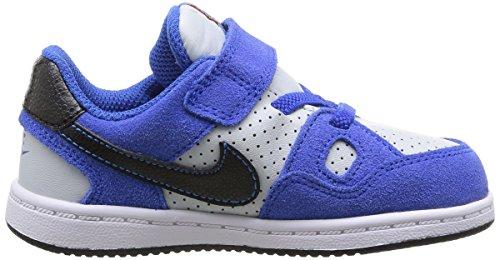 Nike 615150 007 - Zapatillas de fitness Unisex Niños Mehrfarbig (PR PLTNM/BLK-HYPR CBLT-TR YLLW)