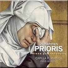 Johannes Prioris - Capilla Flamenca - Missa Pro Defunctis