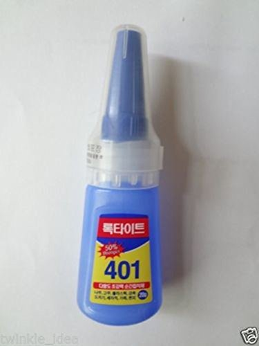 NEW Loctite 401 Instant Adhesive 20g Bottle Stronger Supe...