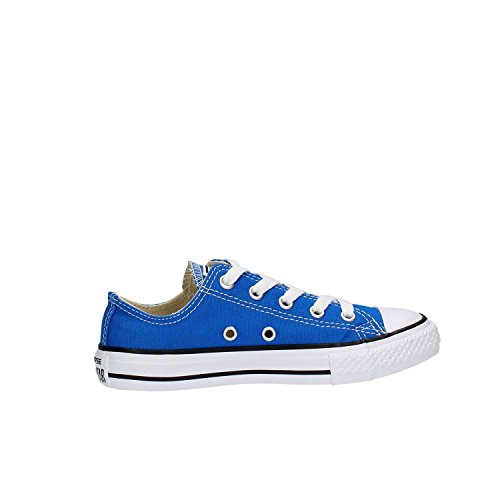 Converse Chuck Taylor All Star Junior Soar Blue Textile Trainers Blu elettrico