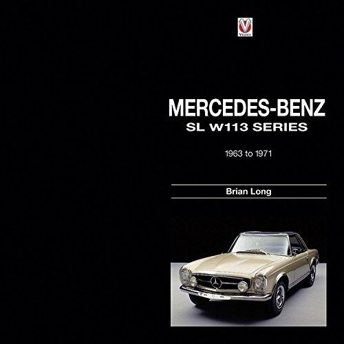 Mercedes-Benz SL W113 Series: 1963-1971