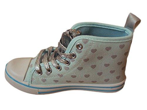 Disney - Zapatillas para niña Azul azul