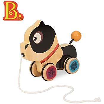 Amazon.com: Hajito juguetes de madera para perros, juguetes ...