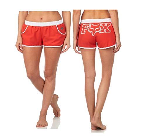 Fox Racing Women's Creo Boardshorts,Medium Strewberry