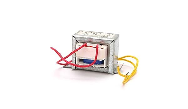 5 W transformador de potencia AC 220 V a AC 9 V soldador local para ...