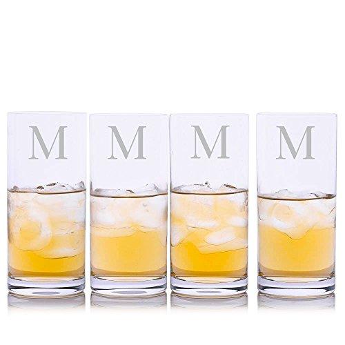 Monogram Highball Glass - 2