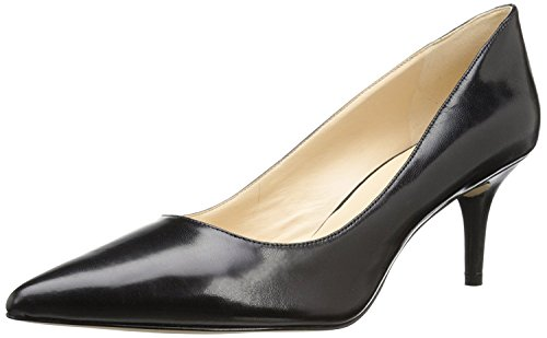 Pompe Habillée Margot Nine West Femme, Cuir Noir, 36.5 B (m) Eu / 4.5 B (m) Uk
