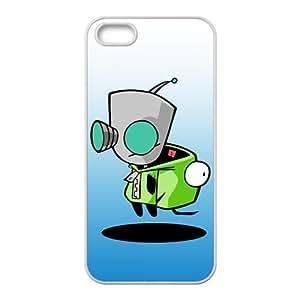 Cratoon Cute White iPhone 5S case