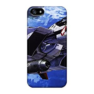 Quality Charming YaYa Case Cover With Jet Fighter Nice Appearance Compatible With Iphone 5/5s