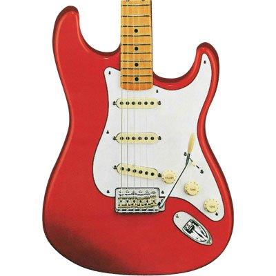 Mouse Pad Electric Guitar Die Cut