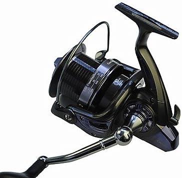Carrete de TY Pesca Spinning 4.1:1 14 Rodamientos de Bolas ...
