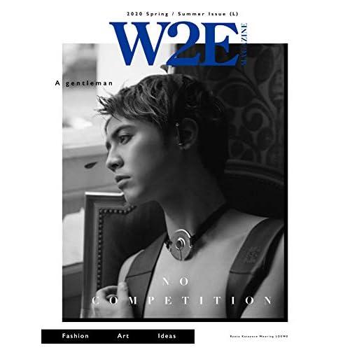 W2E MAGAZINE 2020 S/S 表紙画像
