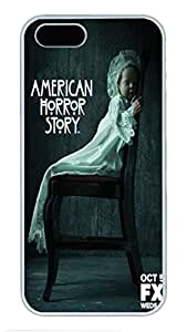 iPhone 4S Case VUTTOO American Horror Story PC Hard Plastic Case for iPhone 4S Whtie