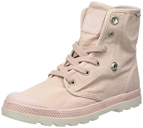 Palladium Baggy Low Lp - Zapatillas de casa Mujer Rosa (Rose Dust/silver Birch)