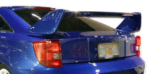 Toyota Celica Styling (2000-2005 Toyota Celica Duraflex TD3000 Wing Trunk Lid Spoiler - 1 Piece)