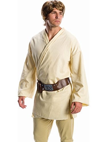 Rubie's Adult Star Wars Luke Skywalker Wig]()