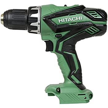 """Hitachi DS18DGL 18V Cordless Lithium-Ion 1/2"""" Compact Drill/Driver - Bare Tool"""