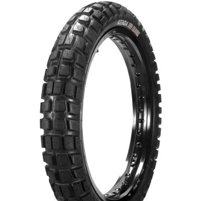 Kenda K784 Big Block Dual Sport Adventure Front Tire 90/90x21 (54T) Tube/Tubeless for KTM 1190 Adventure R 2014-2016