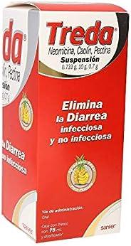 Treda Suspensión, Piña y Plátano, 75 ml