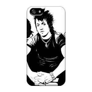 DrawsBriscoe Iphone 5/5s Protective Cell-phone Hard Cover Customized Lifelike Papa Roach Series [Ebz13542aHPh]