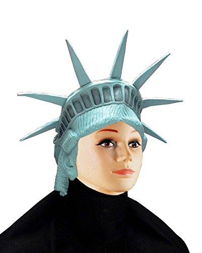 (Forum Novelties Women's Statue Of Liberty Costume Headpiece, Green, One)