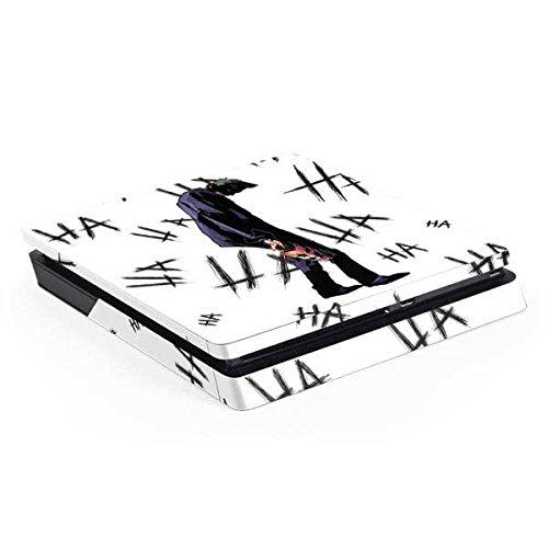 The Joker PS4 Slim (Console Only) Skin - HAHAHA - The Joker | DC Comics X Skinit Skin