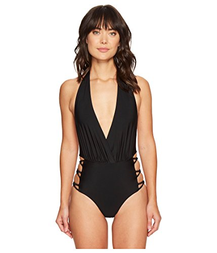 6 Shore Road by Pooja Women's Love One-Piece Black Rock Swimsuit by 6 Shore Road by Pooja
