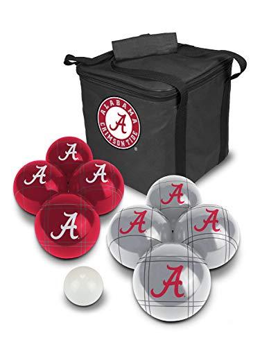 PROLINE NCAA College Alabama Crimson Tide Bocce Ball Set by PROLINE (Image #3)