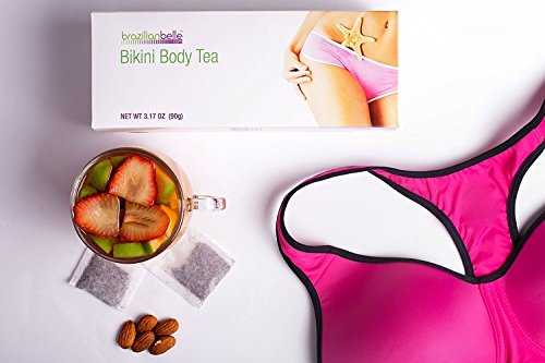 Bikini Body Detox Tea for Weight Loss - Best Slimming Tea on Amazon - Boosts Metabolism, Shrinks Love Handles and Improves Complexion (60 Day Cleanse) by Brazilian Belle (Image #6)