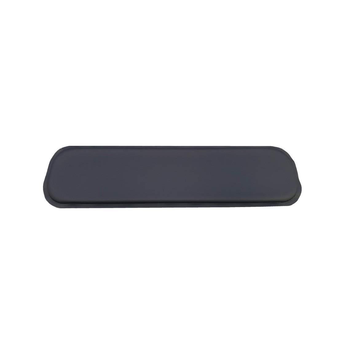 ULTRAGEL''Gaming'' Super Comfy Arm/Elbow/Wrist Rest Gel Pad (Lap Top 4.5x15.5, Black)