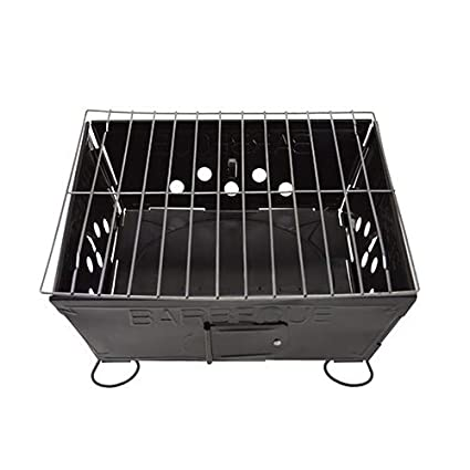NEAN Barbacoa Barbecue Parrilla plegable desechables Barbacoa plegable Grill Mini de BBQ – Barbacoa MANGAL