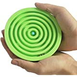 3D Labyrinth Maze Ball Game Handheld Balance Practice Labyrinth Puzzle Board Game Brain Teasers Intelligent Maze Toys for Children and Adults 5.1-Inch