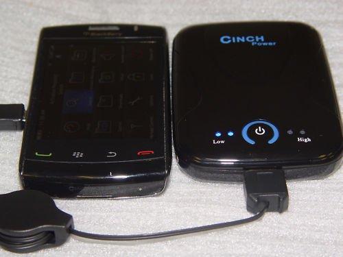 CP507 5000 mAh External Battery for Sony Ericsson, Samsun...
