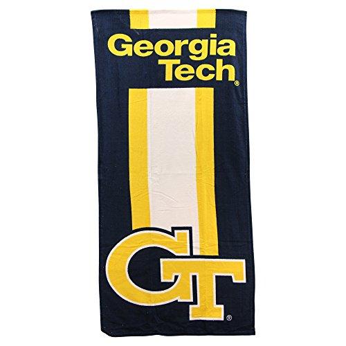 The Northwest Company NCAA Collegiate Zone Read Beach Towel 30