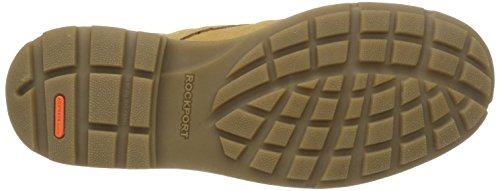 RockportRGD BUC WP BOOT - botas chukka sin forro Hombre Marrón - Braun (TAN SDE)