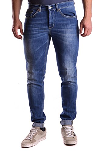 Dondup Homme UP232DS107UG61800 Bleu Coton Jeans