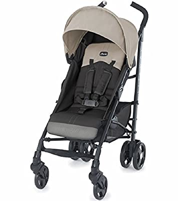 Chicco Liteway Stroller, Almond by Chicco that we recomend personally.
