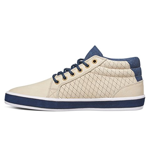 LX ADYS300258 Marron Council Dollar Homme Hautes Shoes Chaussures mi pour Sand DC UwxETqA8x