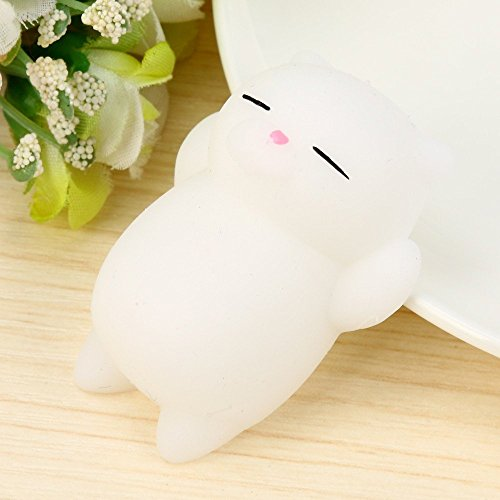 White Cat Soft Toy - 7