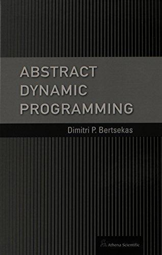 Abstract Dynamic Programming