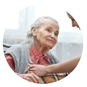 alfombrilla de ratón Asilo de ancianos - ronda - 20cm