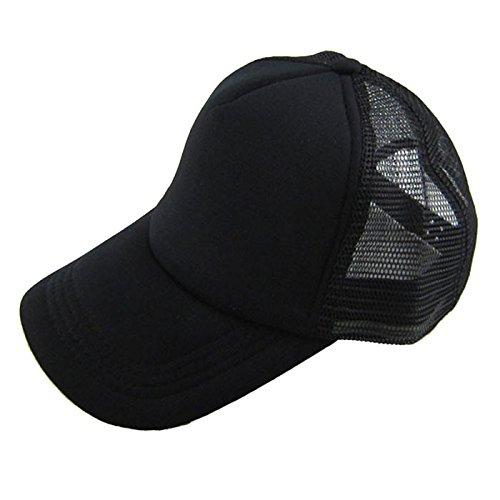 dcf7fd9917e DDKK Hat Clean Up Adjustable Hat-Unisex Casual Hat Solid Baseball Cap-  Trucker Mesh Blank